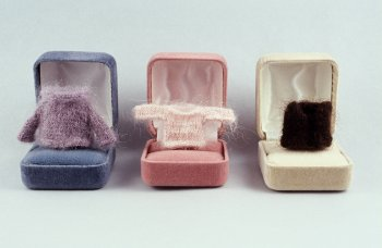 sweaters for fingers by andrée wejsmann